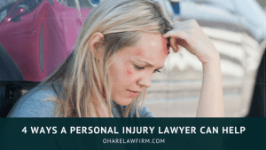 4 Reasons You May Need a Personal Injury Lawyer