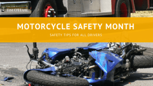 Share the Road: Motorcycle Safety Tips from Your Personal Injury Lawyers in Carrollton