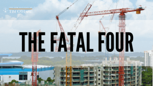 "What You Need to Know About the ""Fatal Four"" from a Dallas Personal Injury Lawyer"
