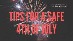 Don't Be a Victim of Drunk Driving — Fourth of July Safety Tips from the Dallas Car Accident Lawyers