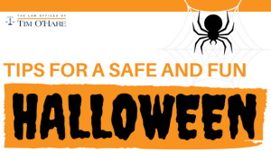 Halloween Safety Tips from Dallas Personal Injury Lawyers at The Law Offices of Tim O'Hare