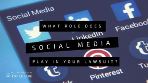 What Role Does Social Media Play in Your Personal Injury Claim?