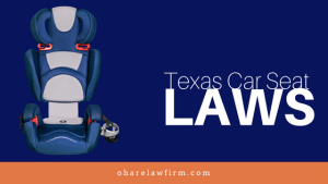 What are the Age, Height and Weight Requirements for Child Safety Seats in Texas?