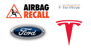 Tesla and Ford Affected by Latest Round of Recalls Over Deadly Airbags. Here's What You Need to Know.