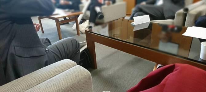日進市の『きもの議員「大橋ゆうすけ」』! 新しいメンバーでの議会が本格的にスタート!!