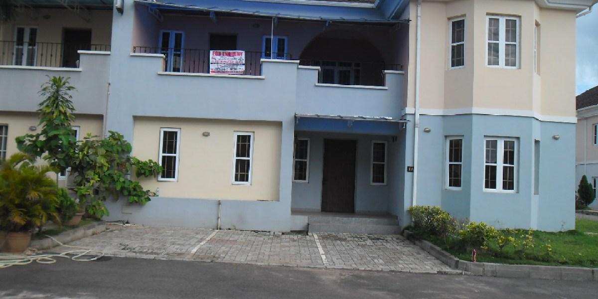 5-Bedroom Semi Detached Duplex with 1 Room Boys Quarter