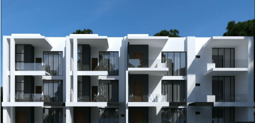 6 Units of 5 Bedroom Terraces and 3 Bedroom Apartment for sale