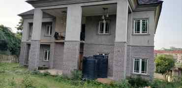 5 Bedroom Detached Bungalow with 2 Nos 1 Bedroom Bungalow