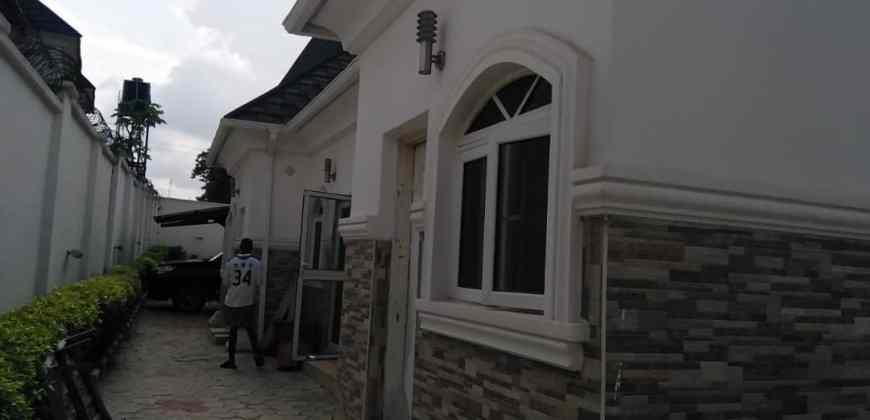 5 Bedroom Semi Detached Duplex with 1 Bedroom Guest Challet