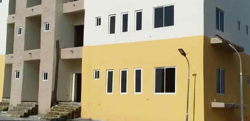 2 & 3 Bedroom Block of Flats