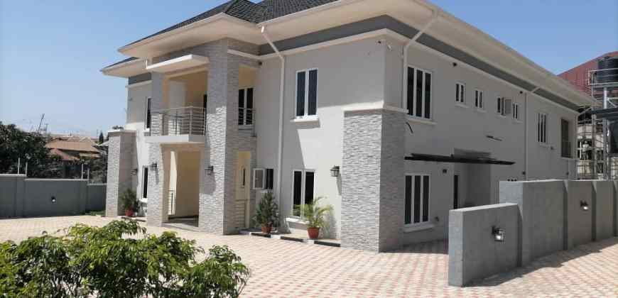 exquisitely finished and serviced 7Bedroom Detached Duplex