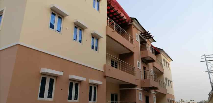 Newly Completed 6Nos 3Bedroom Flat