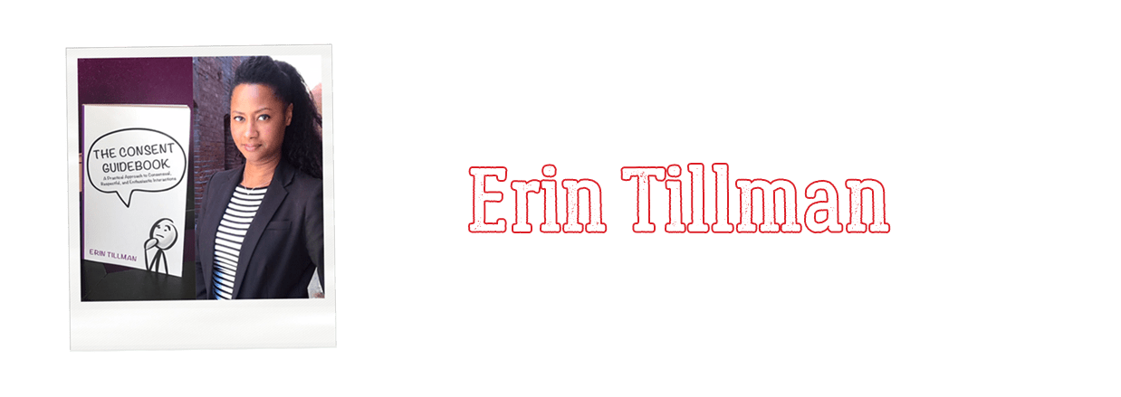 Dating advice girl erin tillman
