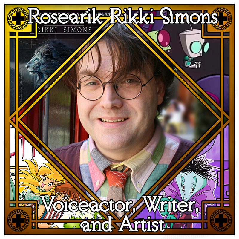 Rosearik Rikki Simons