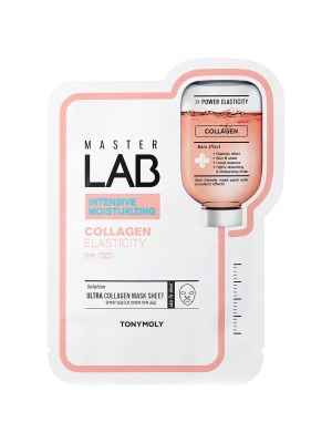 Tonymoly Master lab sheetmask intensive elasticity care collagen