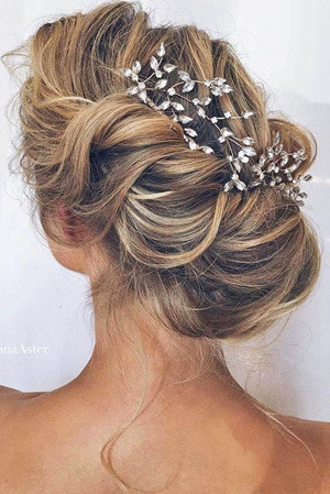 top 20 wedding hairstyles you ll love for 2017 trends oh best day ever