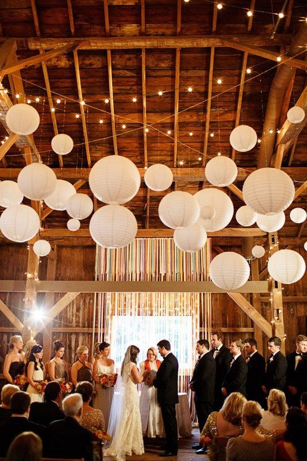 Cute Fall Wedding Ideas