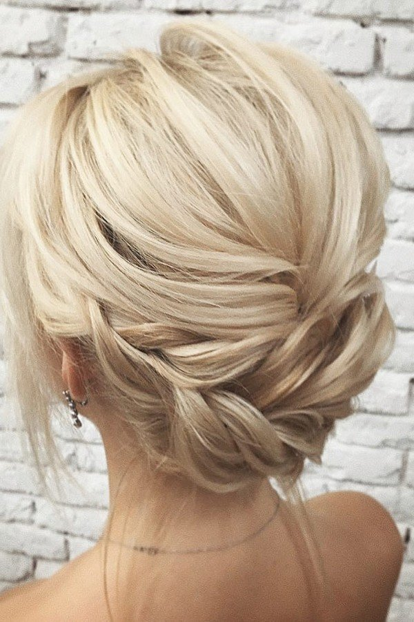 12 Trending Updo Wedding Hairstyles From Instagram Oh