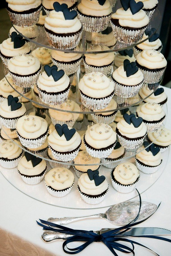 24 Creative Wedding Cupcake Ideas For Your Big Day Page