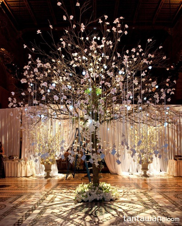Top 10 Wishing Tree Decoration Ideas For Your Wedding Day Oh Best Day Ever
