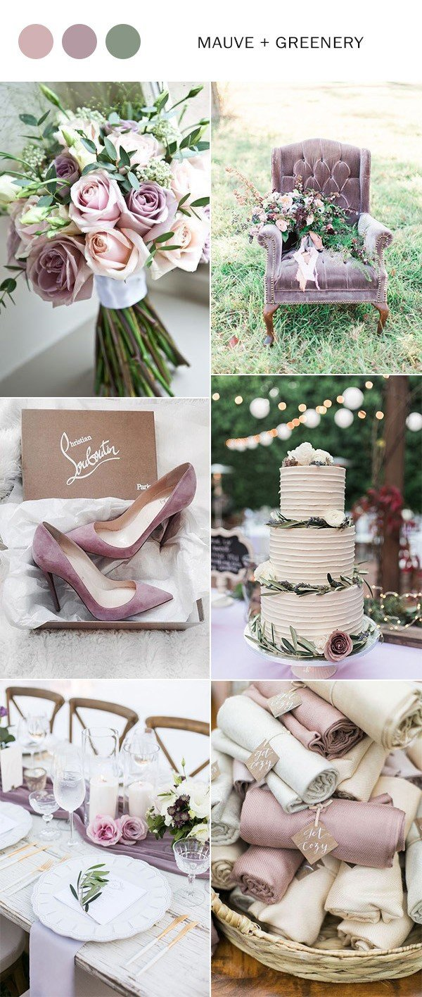 Top 10 Wedding Color Ideas For 2018 Trends Oh Best Day Ever