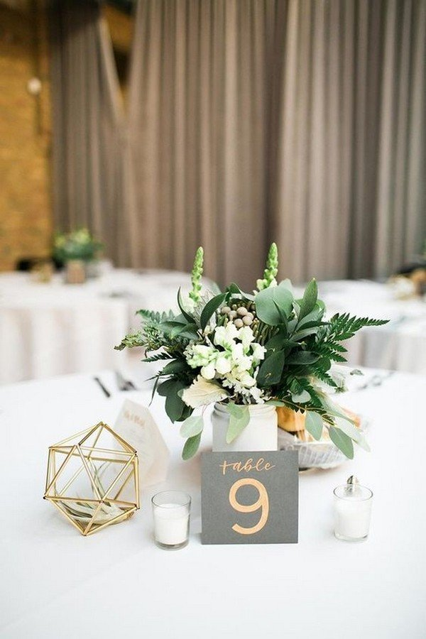 40+ Chic Geometric Wedding Ideas for 2018 Trends - Page 2 ...