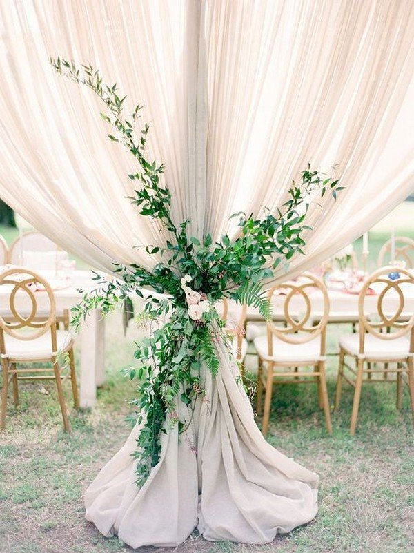 40 Boho Chic Outdoor Wedding Ideas Page 2 Of 5 Oh Best Day Ever