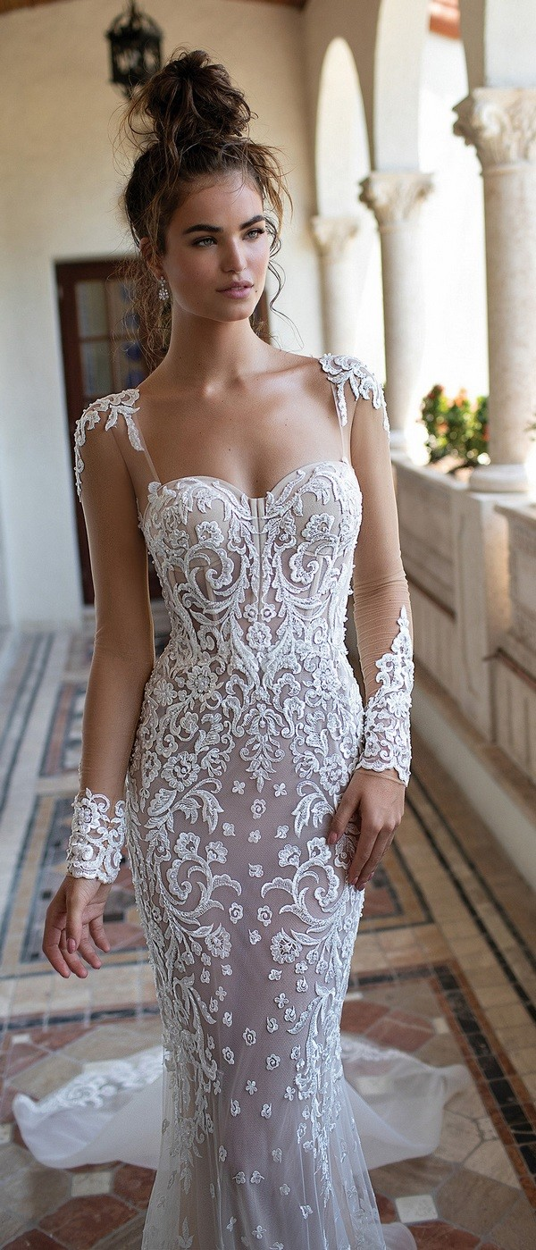 Berta Wedding Dresses SpringSummer 2019 Collection Oh