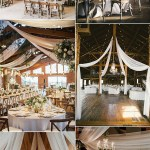 20 Chic Rustic Barn Wedding Reception Ideas To Love Oh Best Day Ever
