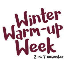 Logo Winter Warm-up Week