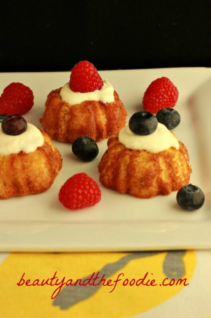 Low Carb French Vanilla Angel Cakes   Looking for delicious low carb and Keto 4th of July Desserts? I've got the perfect treats for you! These 4th of July Keto desserts recipes are perfect for the celebration and will make sure you stay on track with your ketogenic diet while still enjoying mouthwatering sugar-free and low carb keto desserts. How to have a low carb 4th of July party. #ketodessert #lowcarbdessert #fatbombs #4thofjuly #4thofjulydesserts