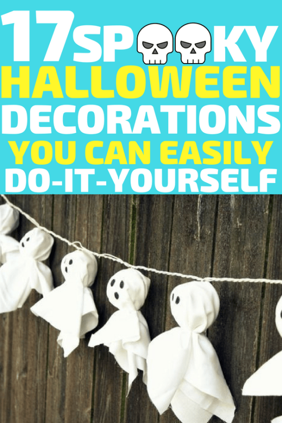 17 diy outdoor halloween decorations for the creepiest front yard on