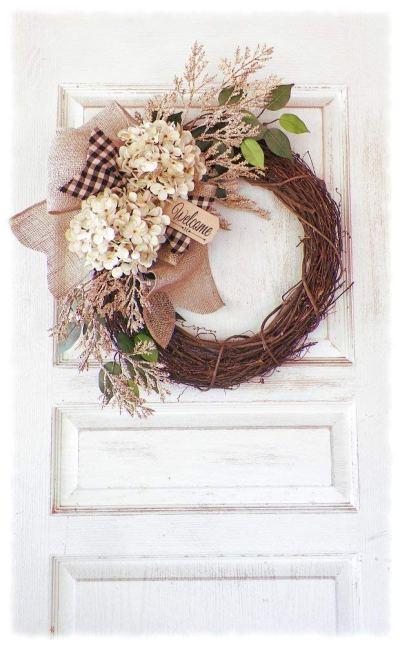 9 Affordable Farmhouse Christmas Wreath Ideas You Can T Miss