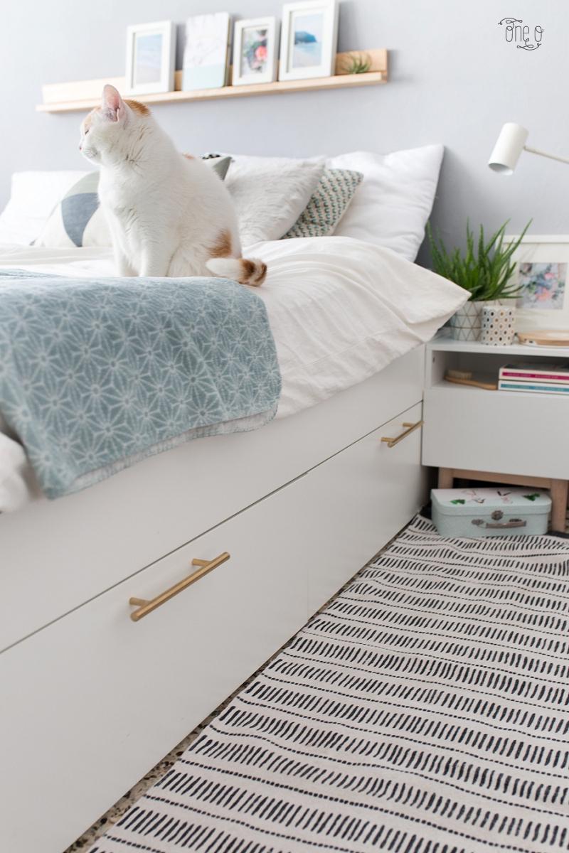 20 Genius IKEA Bedroom Hacks That Will Blow Your Mind