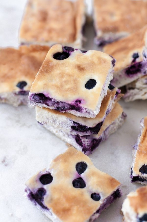 Low Carb Blueberry Cheesecake Bars - The Best 11 Keto Dessert Recipes! How can something so delicious be low carb and good for you?! You and your family will love-love-love these low carb ketogenic desserts and will be asking for seconds. Click to find out more and you won't regret!! #keto #ketodiet #ketorecipes #ketogenicdiet #ketogenic #lchf #lowcarb #lowcarbdiet #healthy #healthyrecipes #weightloss