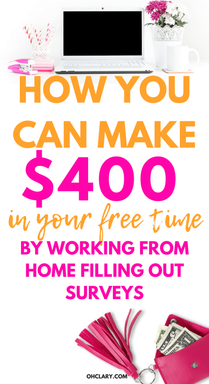 Are you looking for ways to make extra money from home? Survey sites are an amazing way to earn extra money in your PJs. I have a list of 13 survey sites to make money from home today. I personally use most of these sites so I know they are legitimate and actually pay out. Survey sites that pay, legit survey sites, best survey sites, survey sites extra cash, survey sites make money online #surveys #workfromhomejobs