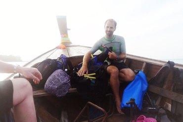 Snorkla med hajar