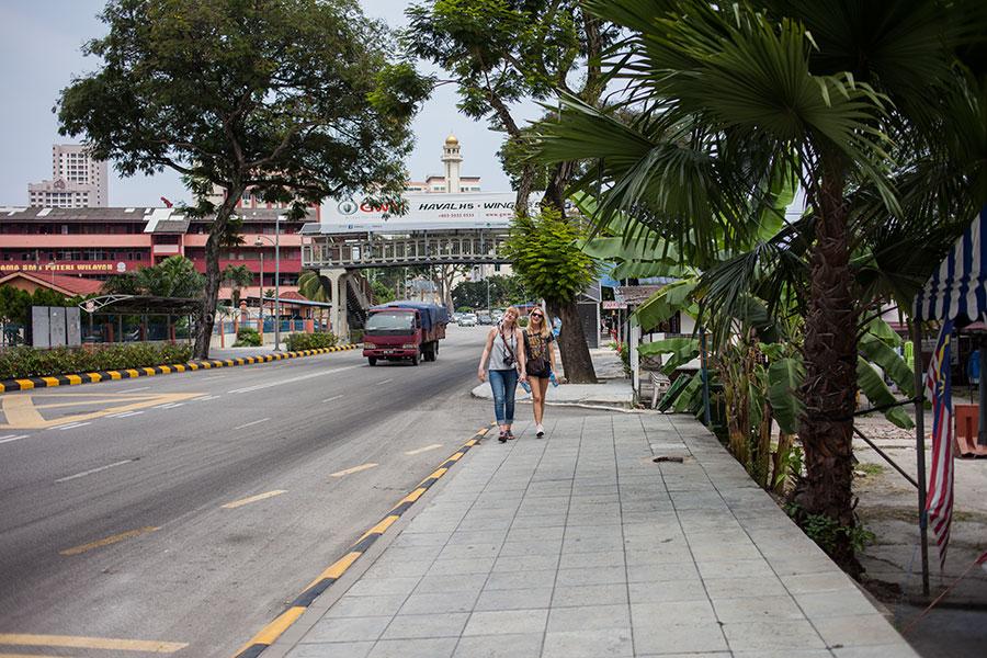 Kampung Baru / Kuala Lumpur, Malaysia
