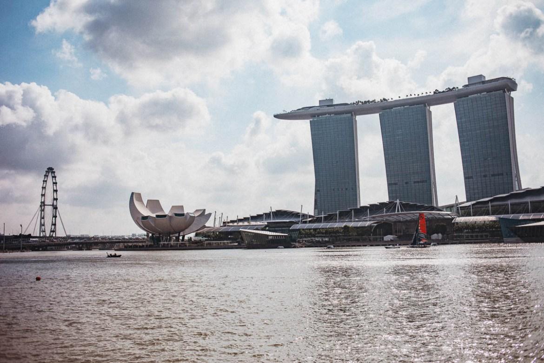 Weekend i Singapore