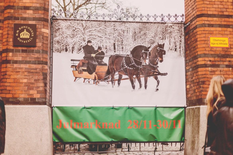 Julmässa i Stockholm, Sverige