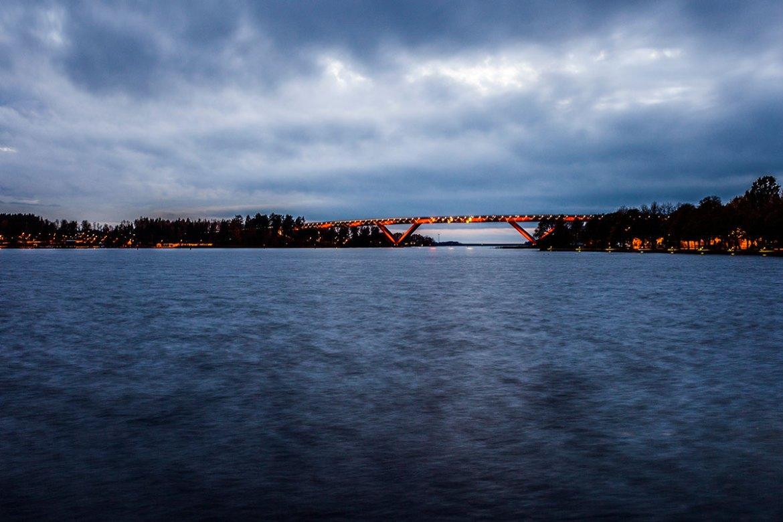 Motala. Östergötlands Sjöstad. Sweden.