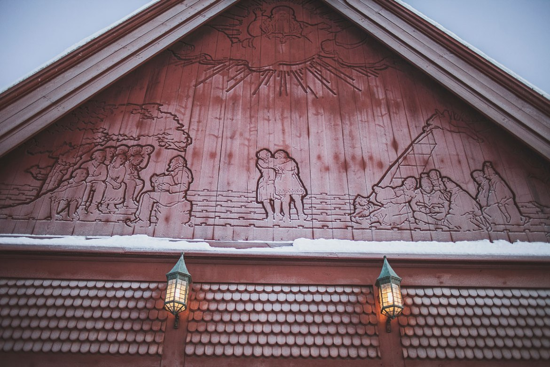 Kiruna Kyrka / Kiruna Church - Swedish Lapland