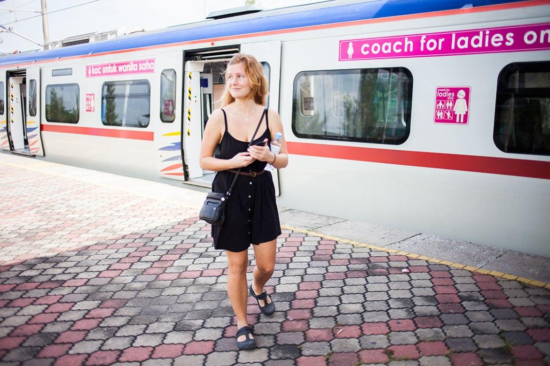 Frida Helgesson Kuala Lumpur, Malaysia