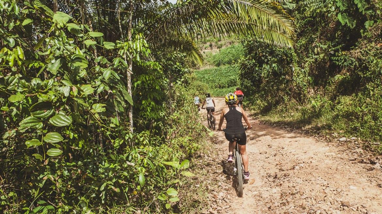Äventyr i Borneo
