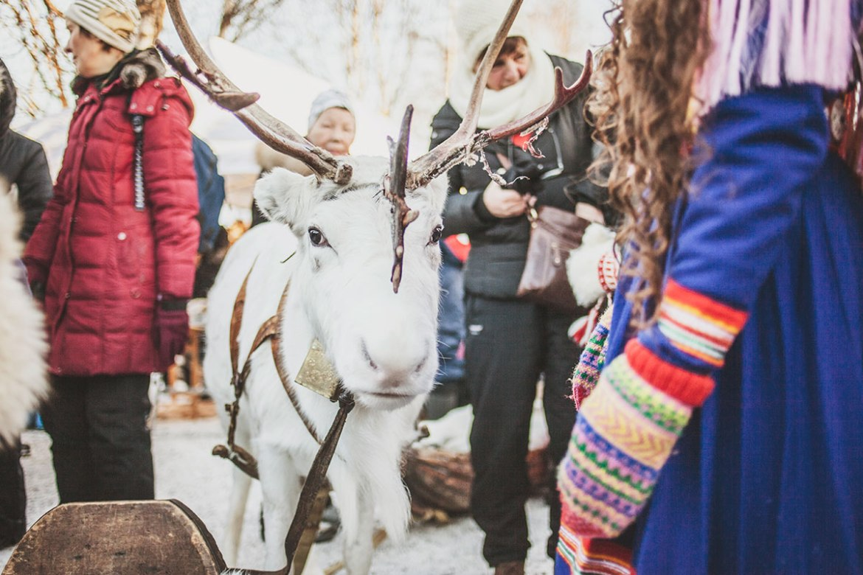 Jokkmokks vintermarknad 2015