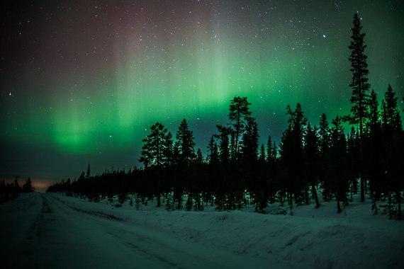 Norrsken - magiskt, mystiskt och helt makalöst vackert!