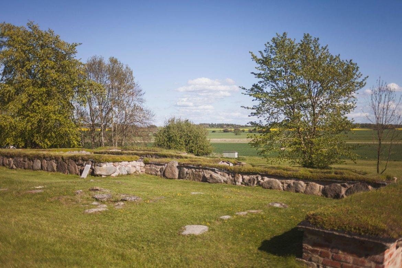 Alvastra Kloster, Östergötland