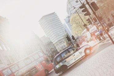 Såhär spenderade jag 10 timmar i London