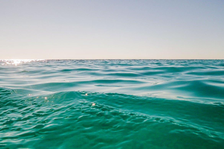 Jag vill dyka i världens alla hav