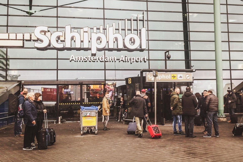 Schipol Amsterdam